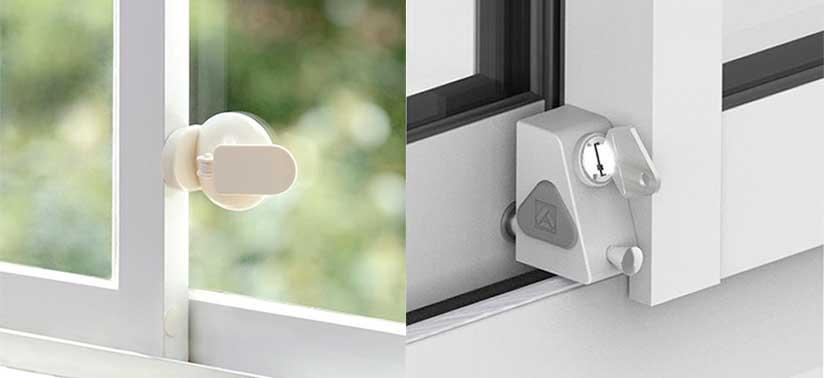 seguridad para niños en el hogar cierre de ventanas
