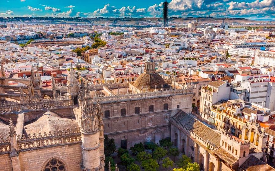 comprar casa en Sevilla